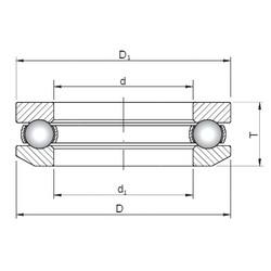 ISO 53220 butées à billes