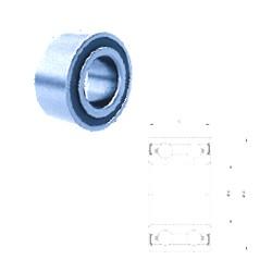 40 mm x 80 mm x 30,2 mm  Fersa 3208B2RS/C3 roulements à billes à contact oblique