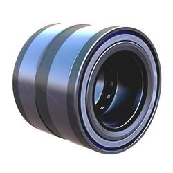 90 mm x 160 mm x 125 mm  Fersa F-15122 Roulements à rouleaux coniques