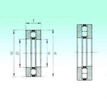 120 mm x 210 mm x 18,5 mm  NBS 89324-M roulements à rouleaux de poussée