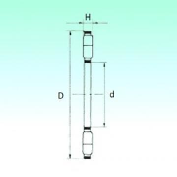 NBS K89432-M roulements à rouleaux de poussée