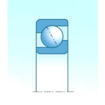 40 mm x 68 mm x 15 mm  NTN 5S-2LA-HSE008ADG/GNP42 roulements à billes à contact oblique