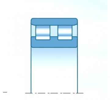 120,000 mm x 200,000 mm x 80,000 mm  NTN 2R2480 roulements à rouleaux cylindriques
