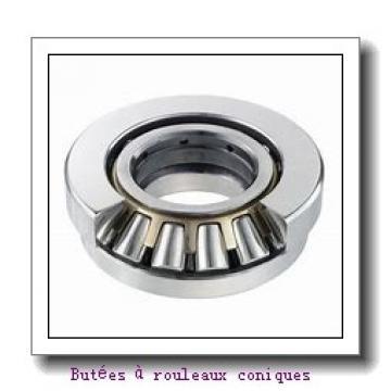 Toyana 25580/25520 Roulements à rouleaux coniques
