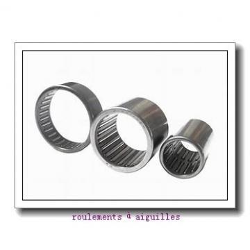 15 mm x 27 mm x 20 mm  ISO NKI15/20 roulements à aiguilles
