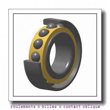 Toyana 7306 A-UO roulements à billes à contact oblique